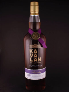 Kavalan Moscatel Front
