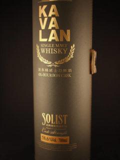 Kavalan Solist Ex-Bourbon Case