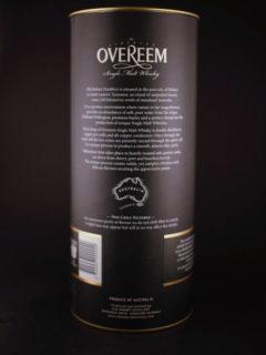 Overeem Port Cask Box Back 1