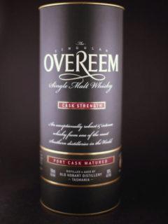Overeem Port Cask Box Front 1