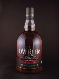 Overeem Port Cask Front 1