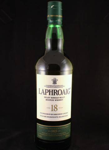 Laphoriag 18 front