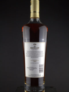 Macallan 18 back
