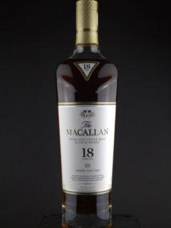 Macallan 18 front