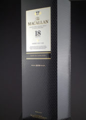 Macallan 18 front box