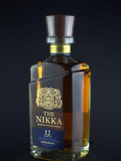 Nikka 12 front