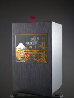 hibiki 21 Mt Fuji box front