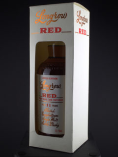 Red Pinot Noir 11 box front