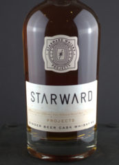 Starward ginger beer front zoom